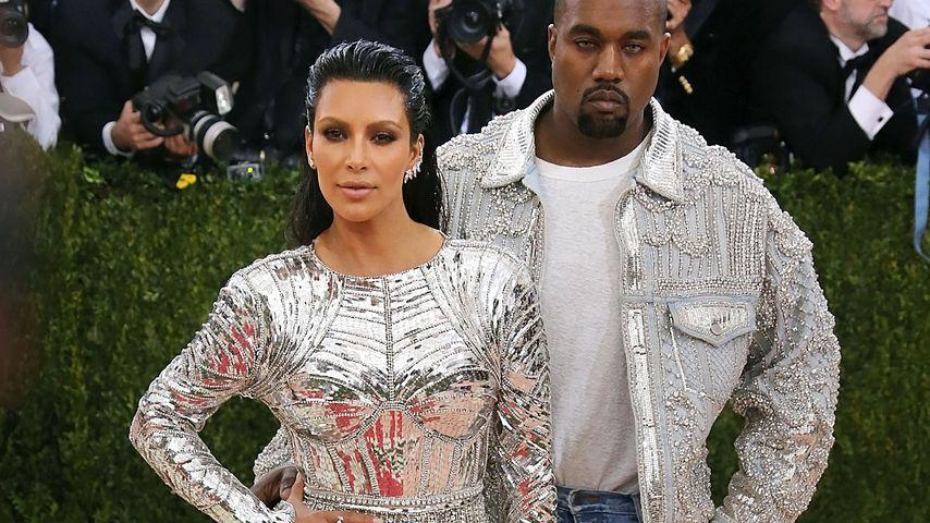 MET-Gala 2016: Was dachte sich Kanye West bei diesem Look?