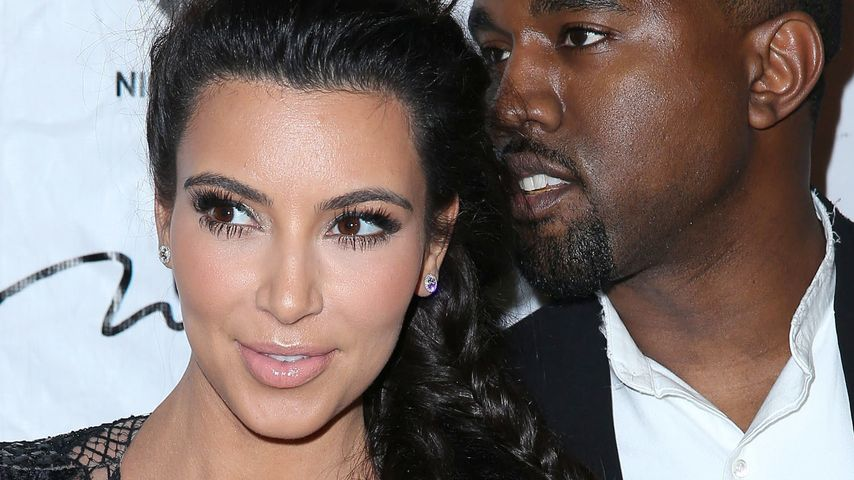 Kim Kardashian & Kanye West bereits verheiratet?