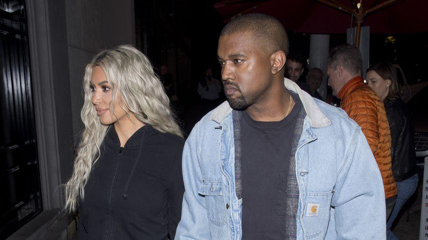 Kanye West: Instagram-Reset als Liebesbeweis für seine Kim?