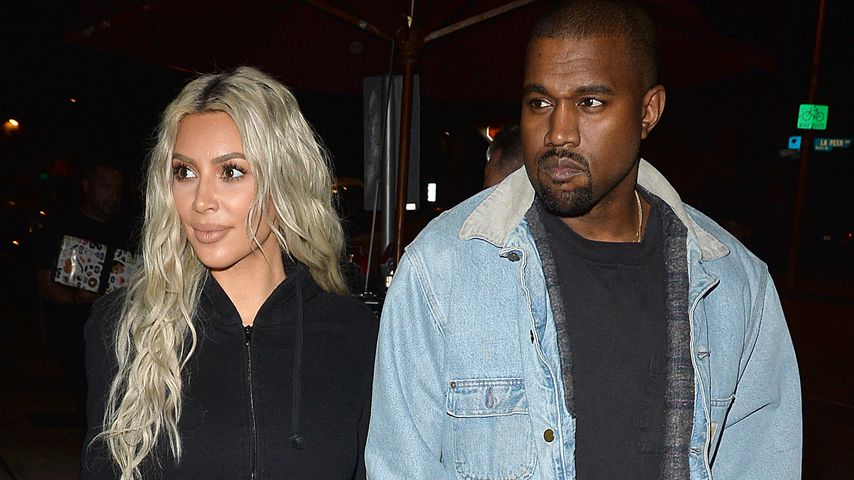 Angst vor Depri-Phase: Kim Kardashian sorgt sich um Kanye