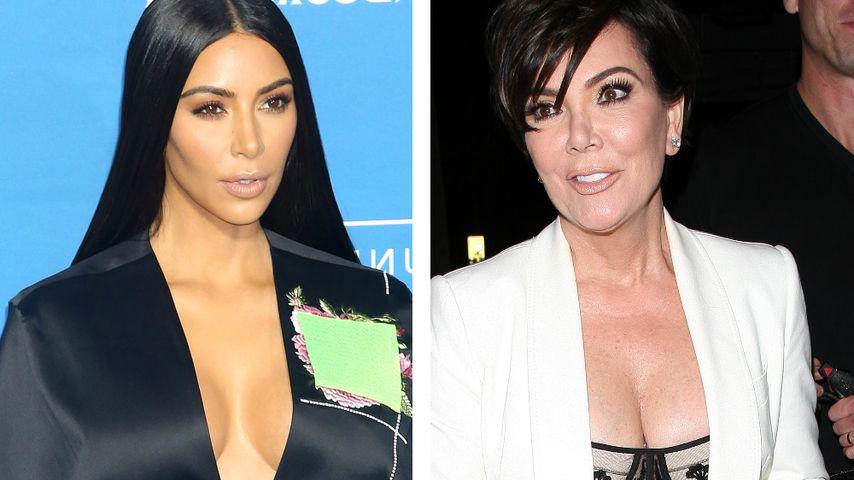 Mega-Verdacht! Trägt Kims Mutter Kris (61) ihr 3. Baby aus?