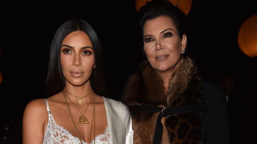 Kim K.: So schlimm war der Überfall für Mama Kris Jenner