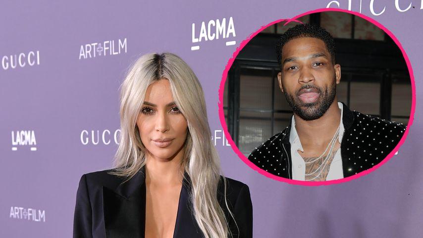 Tristans Untreue: Kim Kardashian bricht ihr Schweigen