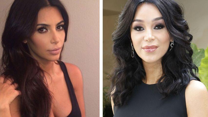Kardashian-Verwechslung: Amerikaner lieben Veronas XL-Lippen