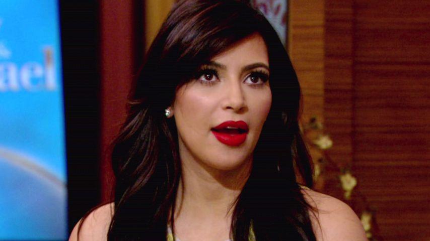 Kim Kardashian: Mutter-Sein ist lahm und armselig!
