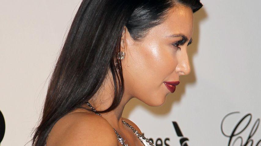 Kim Kardashian: Mit deutlichem Babybauch zum Oscar