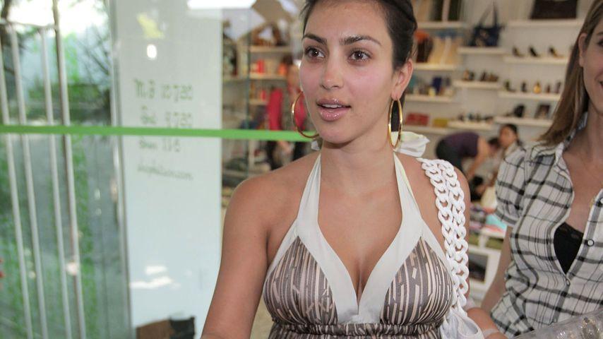 Kim Kardashian: Schon Businessfrau, bevor sie berühmt wurde
