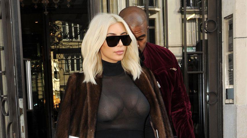 BH-Durchblick: Kim Kardashians nächster Nackt-Look