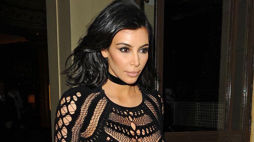 Autsch! Kim Kardashian bekommt Korb von Edel-Club