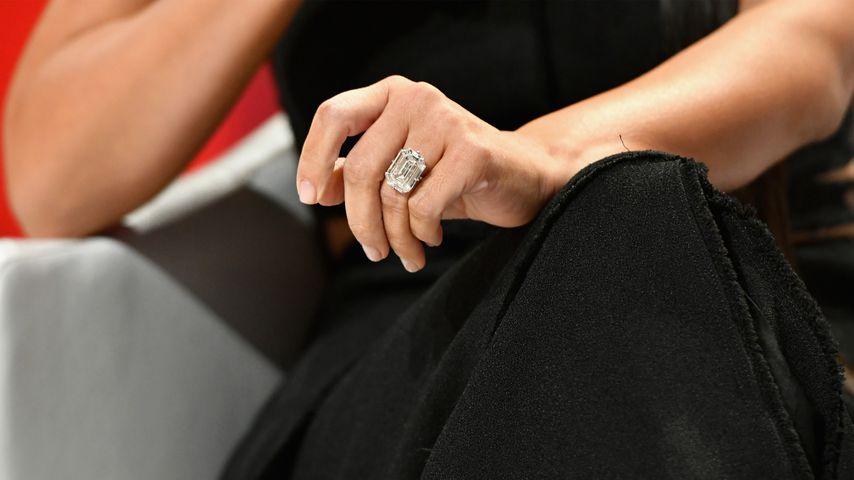 Kim Kardashians Verlobungsring von Rapper Kanye West