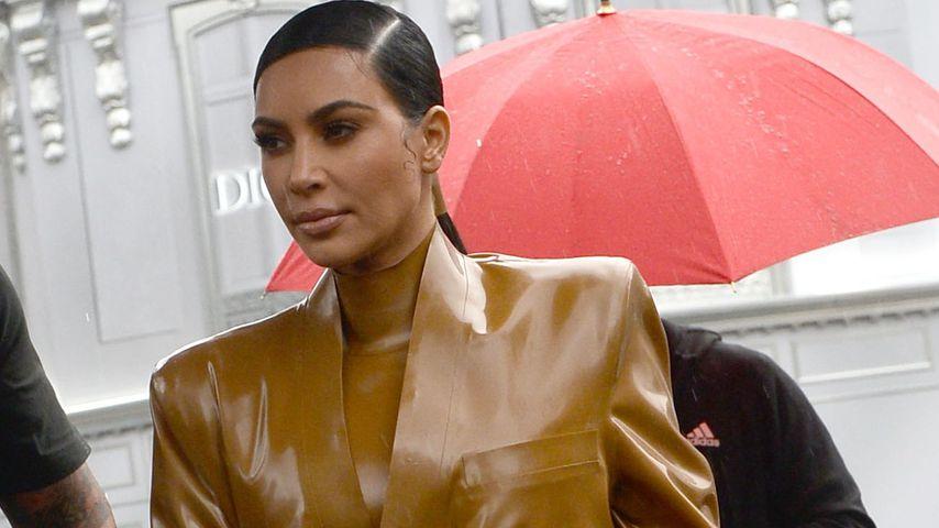 Kim Kardashian im März 2020 in Paris