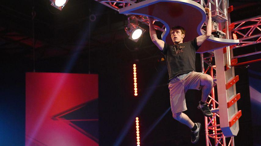 "Kim Marschner im ""Ninja Warrior Germany""-Parcours"