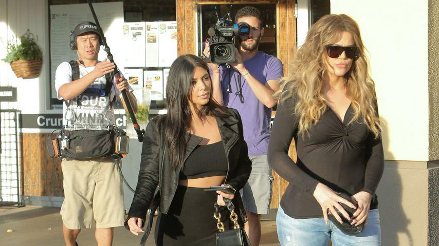 The Show Must Go On! Kein Drehstopp bei den Kardashians