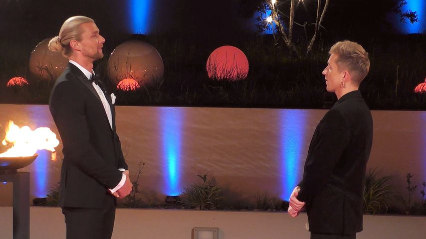 "Kim Tränka und Robin Solf bei ""Prince Charming"""