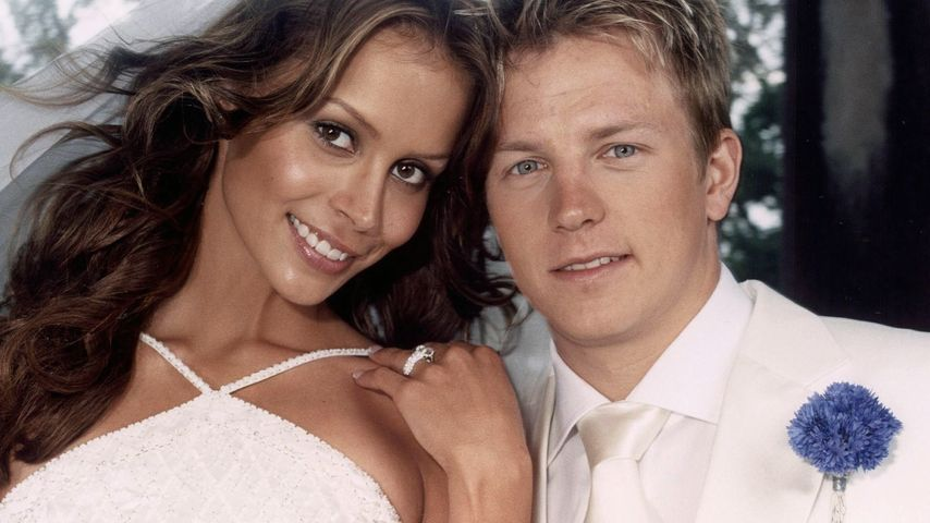 Kimi Räikkönen und Exfrau Jenni Dahlman