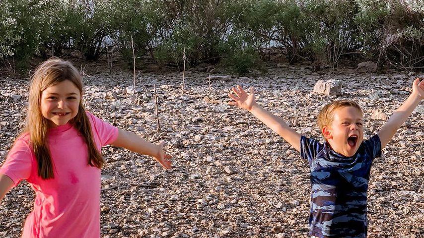 Kinder von Granger und Amber Smith