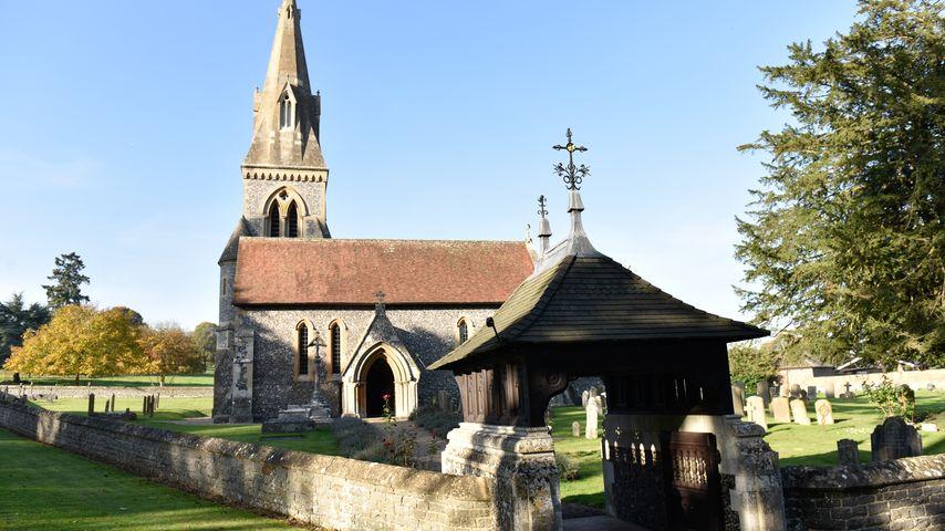 St. Mark's Kirche, in der Pippa Middleton heiraten möchte