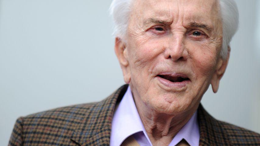 Unglaublich: Kirk Douglas wird heute ganze 101 Jahre alt!