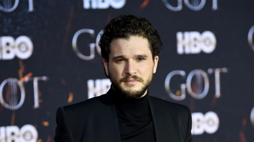"Kit Harington, ""Game of Thrones""-Darsteller"