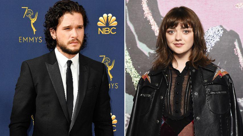 In neuer GoT-Staffel: Reunion von Jon Schnee und Arya Stark?