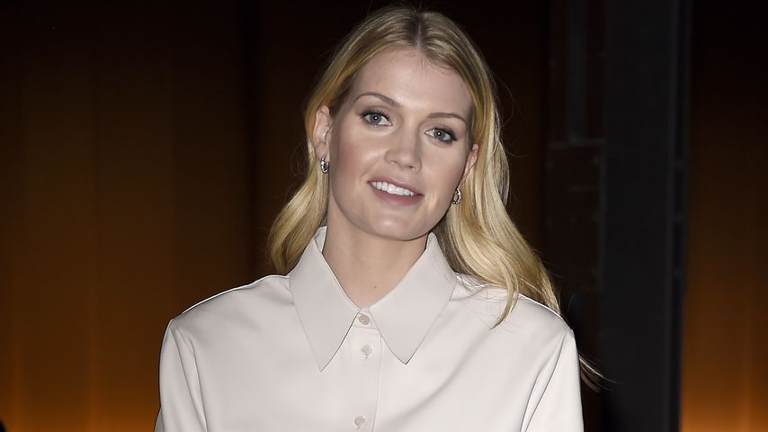 Kitty Spencer in Mailand, 2020