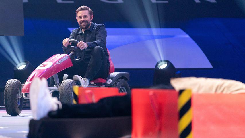 """Klaas Heufer-Umlauf bei """"Joko & Klaas gegen ProSieben"""""""