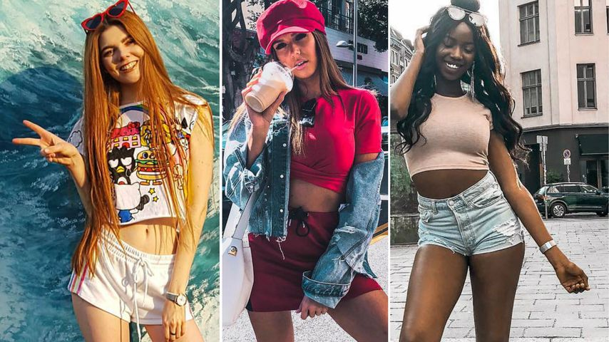 GNTM-Girls starten durch: Klaudia, Gerda & Abi in Web-Show!