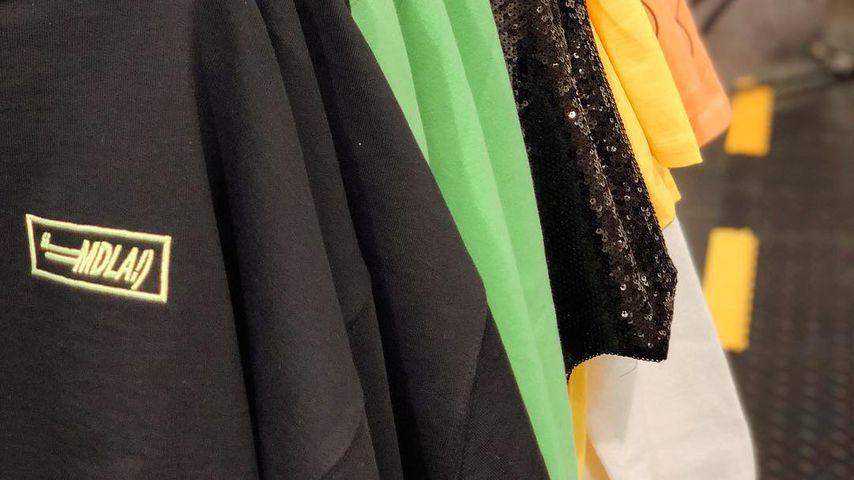"""Kleidungsstücke des Labels """"Magdeburg - Los Angeles"""" von Bill Kaulitz"""