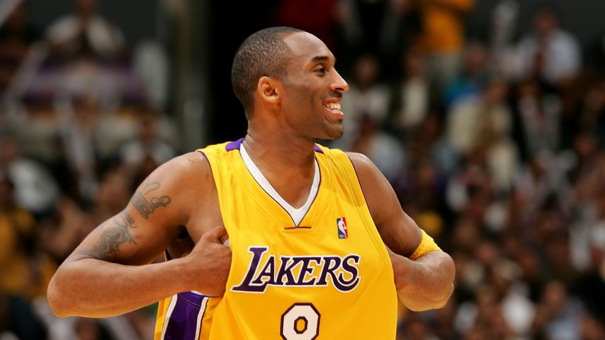Kobe Bryant im April 2006