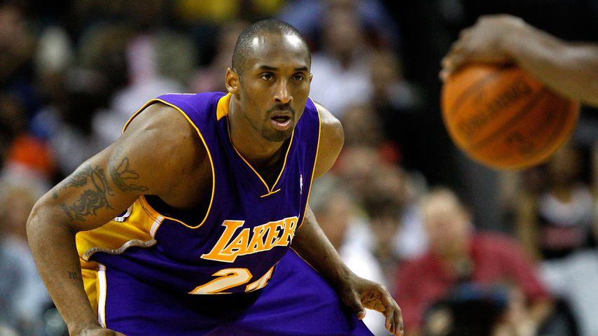 Kobe Bryant im März 2009