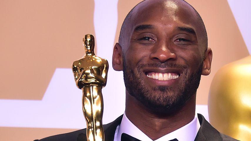 Kobe Bryant bei den Oscars in Los Angeles im März 2018