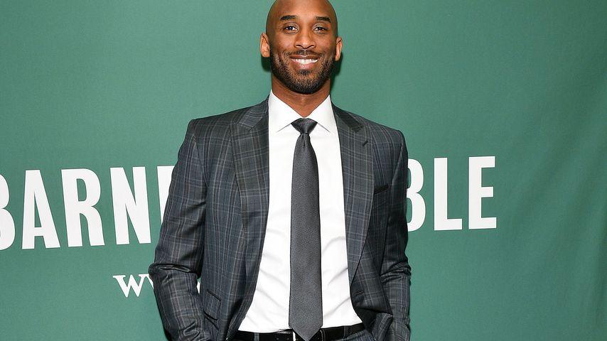Kobe Bryant bei einem Event in NYC im März 2019