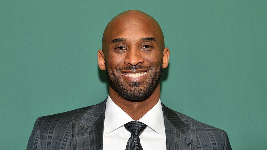 Kobe Bryant in New York im März 2019