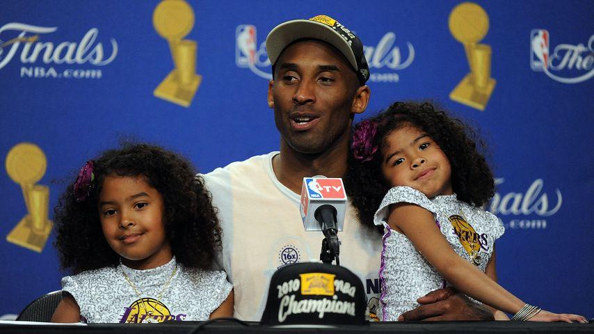 So liebevoll hat sich Kobe Bryant um seine Töchter gekümmert