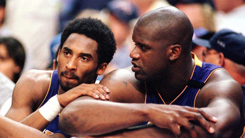 Kobe Bryant (†): Shaquille O'Neal bricht live in Tränen aus
