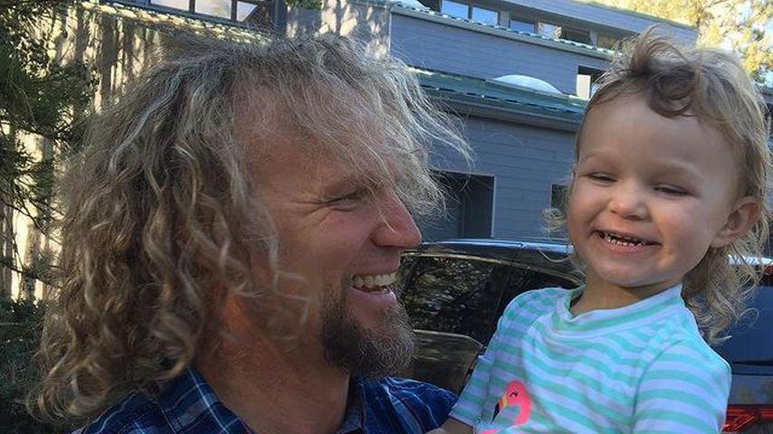 Kody Brown mit Tochter Ariella Mae