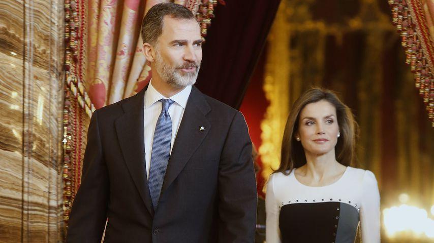 Letizia & Felipe von Spanien: Beim geheimen Date erwischt
