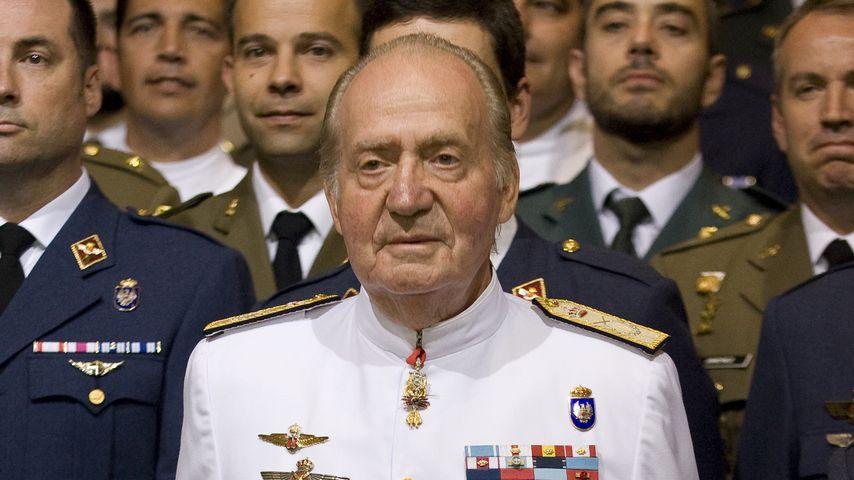 Juan Carlos: Gericht lässt Vaterschafts-Klage zu!