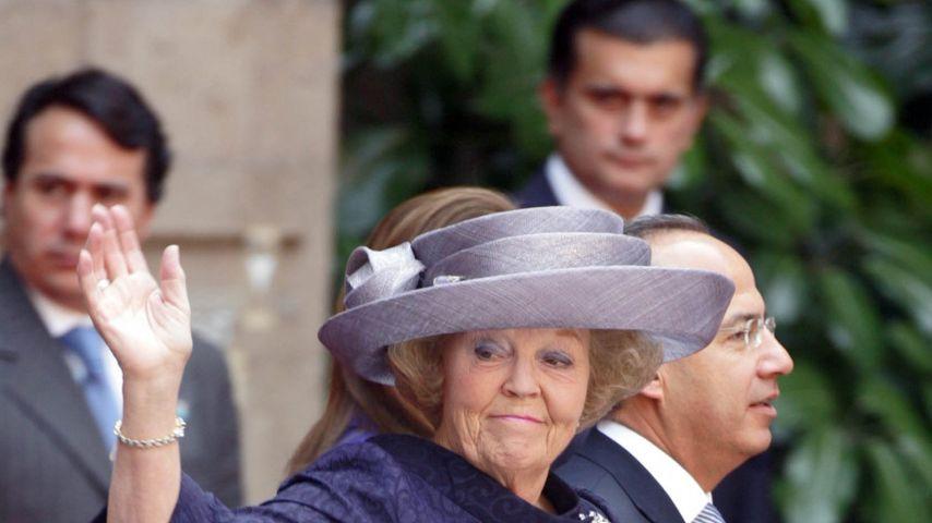 Es ist offiziell: Königin Beatrix dankt ab!