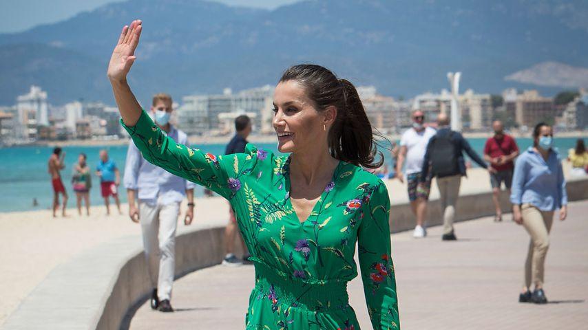 Königin Letizia von Spanien auf Mallorca, Juni 2020