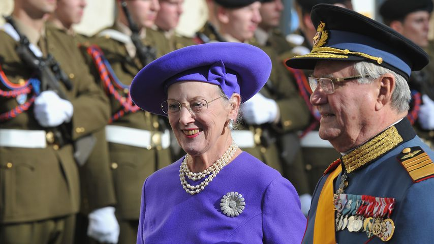 Nach Prinz Henriks Tod: Rührender Dankesbrief der Königin!