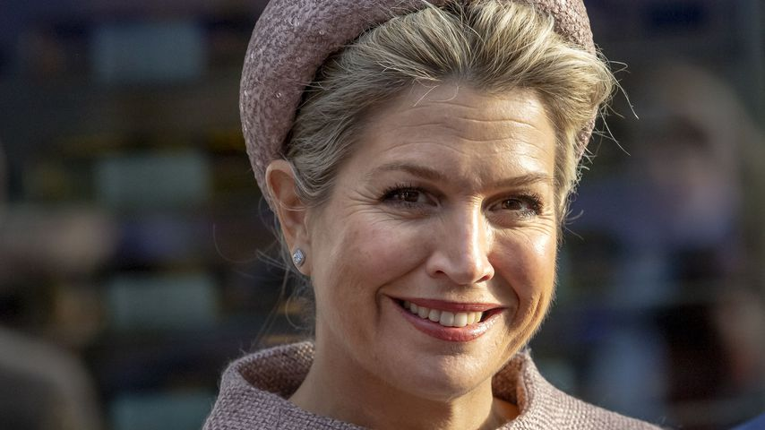 Königin Maxima von den Niederlanden, November 2019