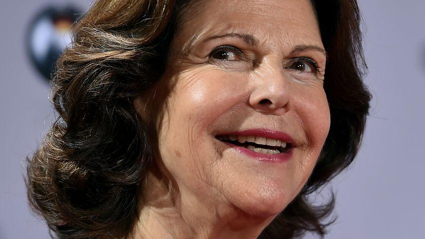 Glückliche Oma: So erfuhr Königin Silvia von ihrem Enkel