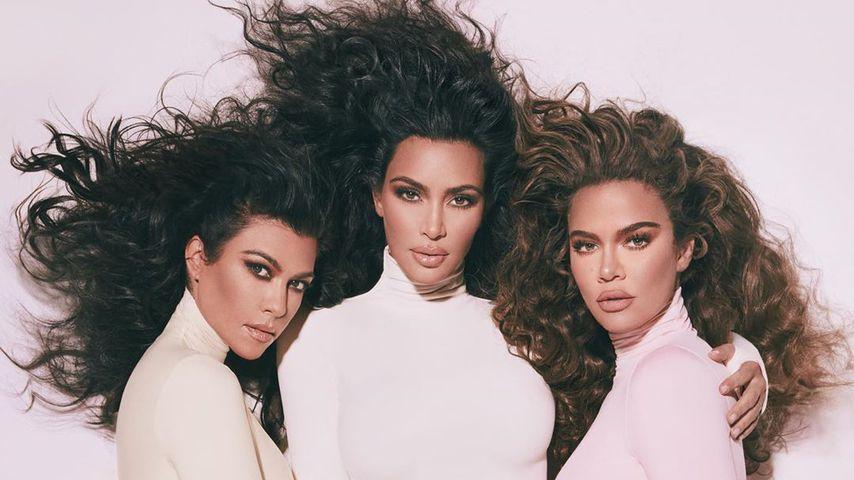 Kaum wiedererkannt: Posiert hier wirklich Khloe Kardashian?