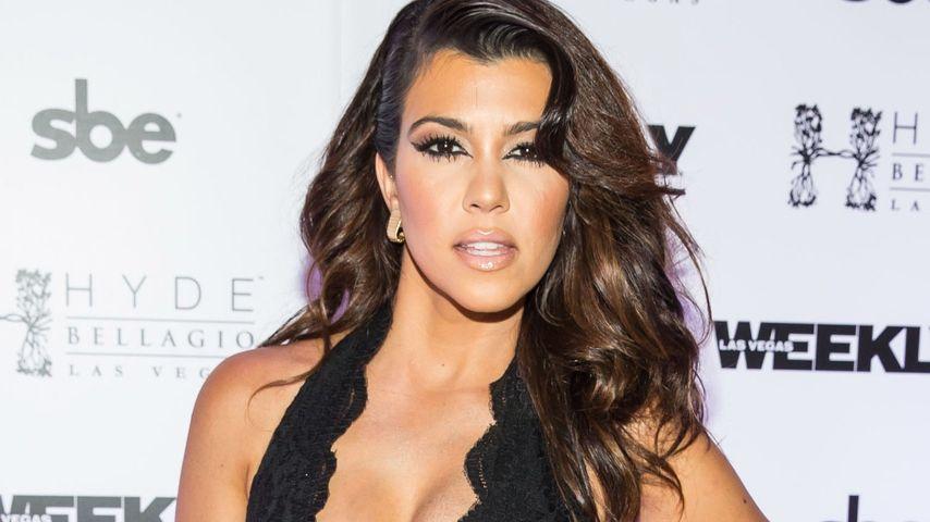 Nach Kim: Sextape-Skandal bei Kourtney Kardashian!