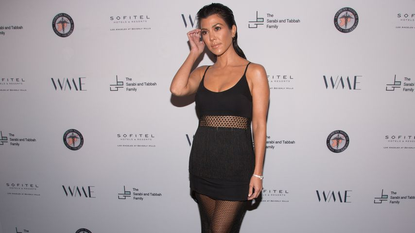 Kourtney Kardashian, Influencerin