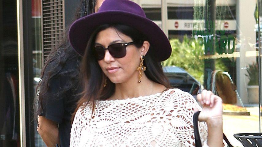Endlich: Kourtney Kardashian verrät Babygeschlecht