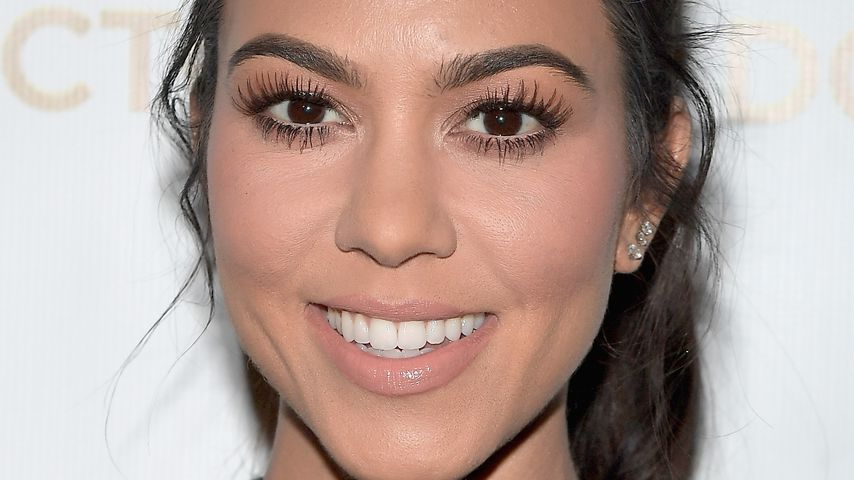 Wow: Kourtney Kardashian hat 70 Millionen Insta-Follower!
