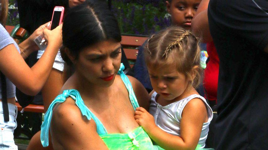 Kourtney & Penelope: Trauriger Geburtstag ohne Papa Scott