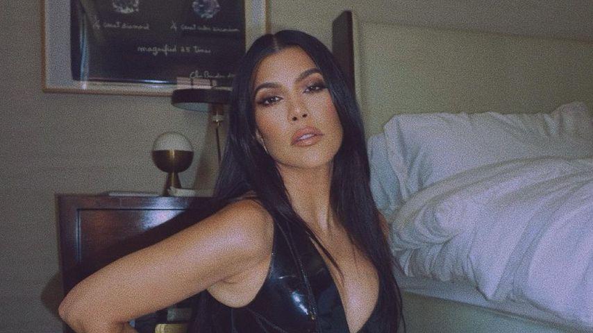 Kourtney Kardashian im Juli 2021